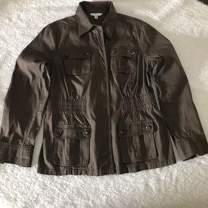 Cabi Safari Shirt Jacket